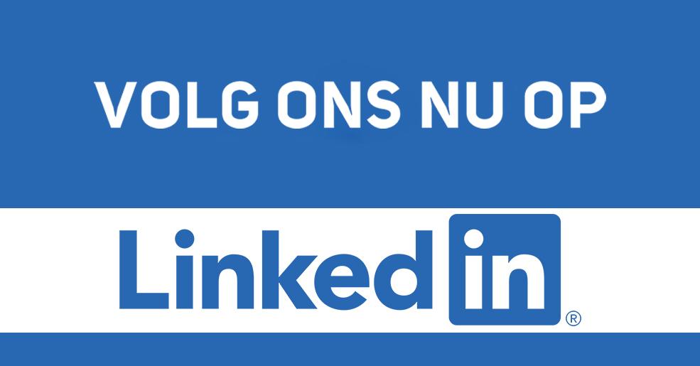 volg ons nu op Linkedin